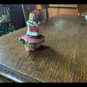 Antique Alice in Wonderland Salt-n-Pepper